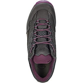 Hanwag Robin Light GTX - Chaussures Femme - gris/rouge